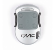 Faac TX4 пульт-брелок д/у для ворот и шлагбаумов