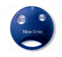 Nice Smilo 2 Blue пульт-брелок д/у для ворот и шлагбаумов