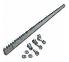 Рейка зубчатая 30x8 мм. 1 метр