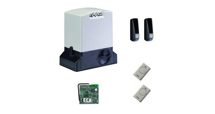 FAAC 741 SLH комплект автоматики для откатных ворот