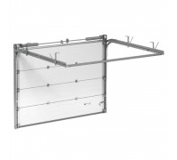 Гаражные секционные ворота Alutech Trend 2125х1750 мм