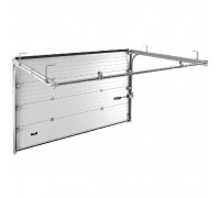 Гаражные секционные ворота Doorhan RSD01 2600х1900 мм