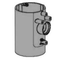 NICE Адаптер для установки электродвигателя PPD1705R01.4540