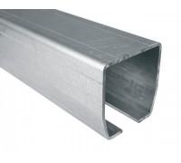 Came STRELA 57-3 - рельс направляющий подвесной, оцинкованный, 3м (арт. 1700208)