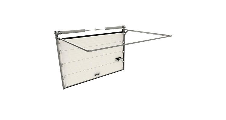 Гаражные секционные ворота Doorhan RSD02 2600х2800 мм