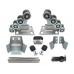 Ролтэк ЭКО комплектующие до 500 кг (6 м) + автоматика Ролтэк R-Tech SL1000