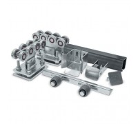 Ролтэк МИКРО комплектующие для откатных ворот до 350 кг (4,5 м)