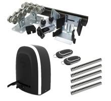 Alutech комплектующие для откатных ворот до 500 кг. + Alutech RTO-500KIT привод для откатных ворот