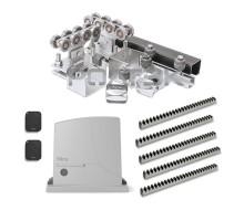 Ролтэк ЭКО комплектующие до 500 кг (6 м) + автоматика Nice ROX600KLT