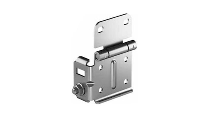 Doorhan боковая опора регулируемая для секционных ворот