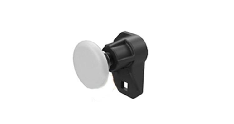 Doorhan комплект держателя ролика бокового левый для секционных ворот