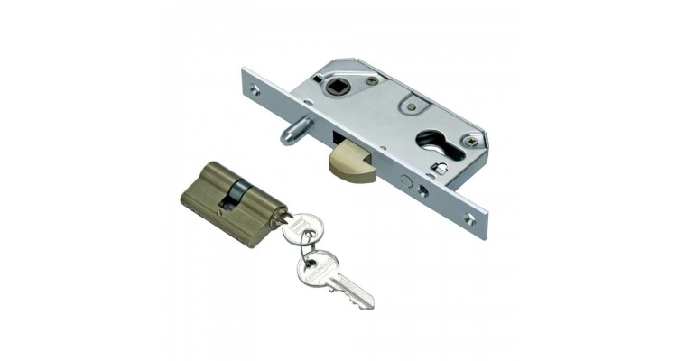 Fratelli Comunello замок-крюк для откатных ворот без автоматики (222-30)