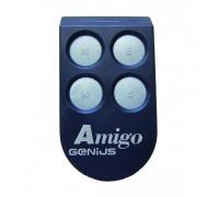 GENIUS Amigo 4 пульт-брелок д/у для ворот и шлагбаумов