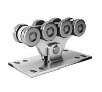 Опора роликовая (стальные ролики) для ворот Alutech до 700 кг