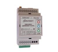 """GSM модуль Naviset """"ДОМОВОЙ"""" IP DIN 3G"""