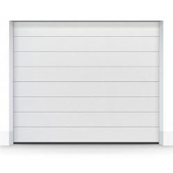 Гаражные секционные ворота Hormann LPU42 4000х2250 мм