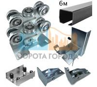 Doorhan комплектующие для откатных ворот 95х88х5  до 700 кг DHS20160