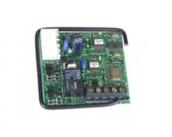 Радиоприемник 1-канальный встраиваемый в разъем RP 868 МГц (787854)