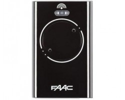FAAC Брелок XT2 868 SLH LR черный (7870091)