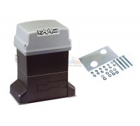 FAAC 844ER комплект автоматики для откатных ворот 109837