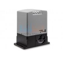 FAAC 741 привод для откатных ворот 109781