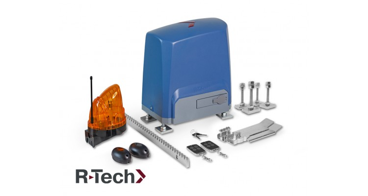R-Tech SL1000 АС FULL автоматика для откатных ворот