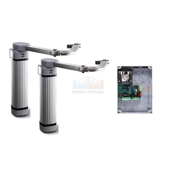 Came Flex 500/2 автоматика для распашных ворот