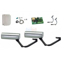 FAAC 390 комплект автоматики для распашных ворот 104570