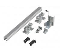 Doorhan комплектующие для откатных ворот 95х88х5 до 700 кг DHS20180