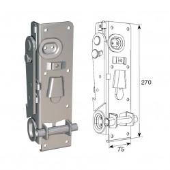 Устройство безопасности троса для ф3 и ф4