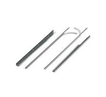 Комплект направляющих и угловых стоек №1 для ворот RSD01 под проем 2015мм (R1 AK)