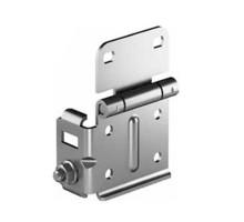Doorhan боковая опора регулируемая для секционных ворот (Y313N)