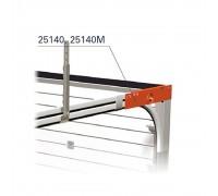 Шкив стальной с подшипником (усиленный)
