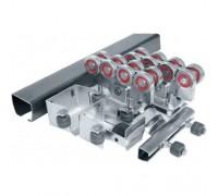 Ролтэк ЕВРО комплектующие для откатных ворот до 800 кг (8м)