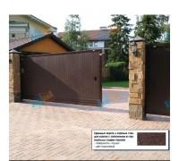 Откатные ворота Doorhan 5000х2200мм