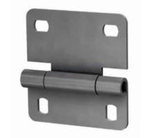 Внутренняя петля для панелей с новой формой профиля (нержавеющая сталь 2мм)