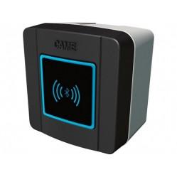 Came SELB1SDG1 считыватель накладной Bluetooth с синей подсветкой для 15 пользователей, цвет RAL7024 (806SL-0210)