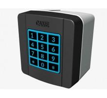 Came SELT1NDG клавиатура кодонаборная накладная, 12 кнопок, синяя подсветка, цвет RAL7024 (806SL-0150)