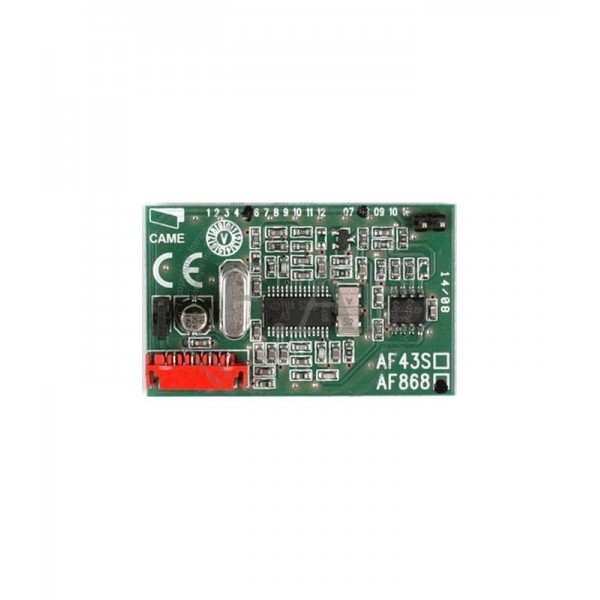 Came AF868 плата-радиоприемник 868.35 МГц (001AF868)