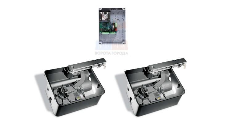 Came FROG 24 автоматика для распашных ворот