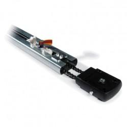 Came V0686 профиль направляющий с ременной передачей для ворот высотой до 2,7 м (001V0686)