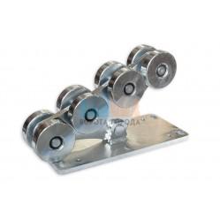 CAME SPEED L - тележка с 8 роликами L до 1700 кг (арт. 1700018)