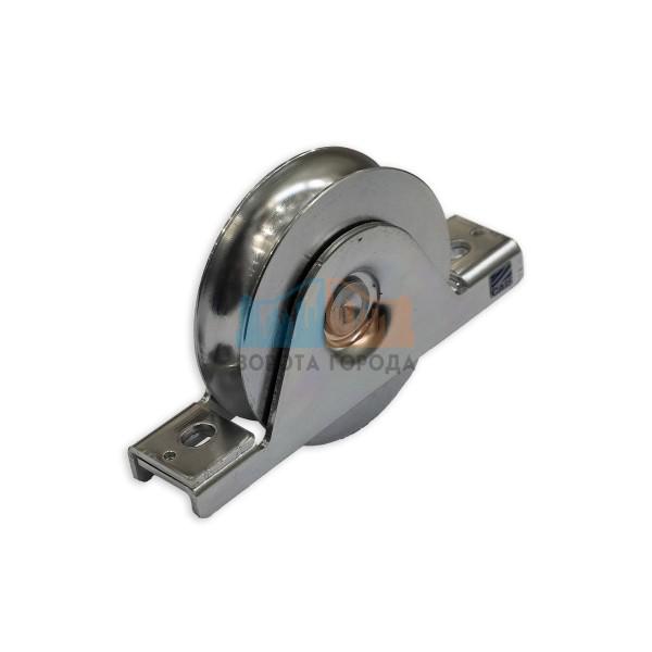 Came WSO 1024 - колесо с 1 подшипником, полукруглое сеч-е, D-100, с внутренним кроншт-ом, до 300 к (арт. 1700041)