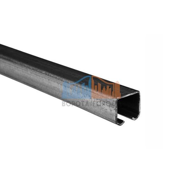 Came STRELA 57-6 - рельс направляющий подвесной, оцинкованный, 6м (арт. 1700135)