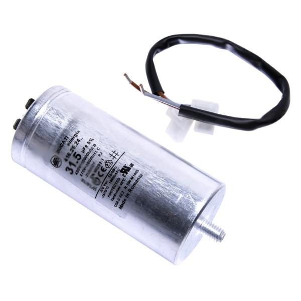 CAME Конденсатор 31 мкФ с гибк. выводами и болтом 119RIR282