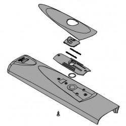 CAME Комплект крышек корпуса и кожуха винта для АХ5024 и АХ71230 88001-0021