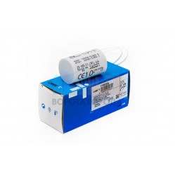 CAME Конденсатор 10мкФ с гибкими выводами ATI 119RIR295