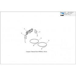 CAME Провода соед. для MF9011-9111 119RIP076