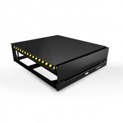 Платформа уравнивательная с поворотной аппарелью встроенного типа 3000х1800 (до 10 тонн)