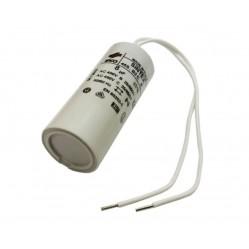 Конденсатор пусковой FAAC 8 мкФ, 400 В с проводами 7601351